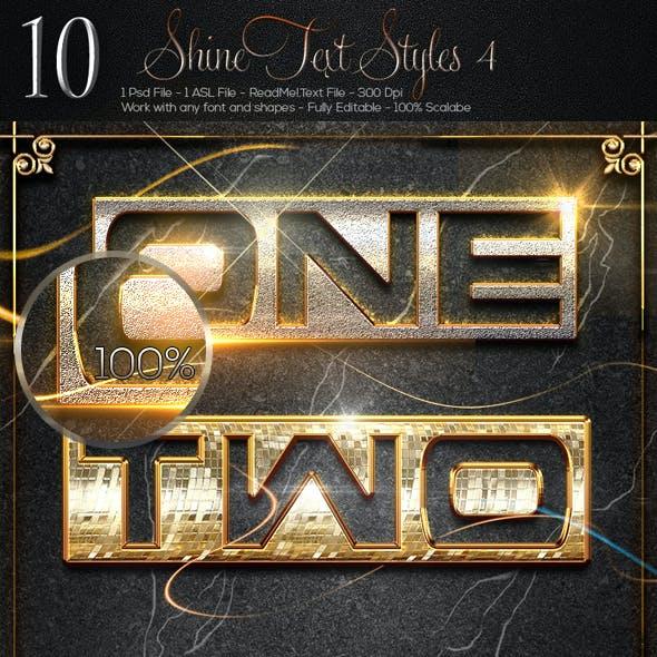 10 Shine Styles 4WJ