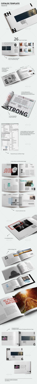 Catalog Template - Volume 02 - Catalogs Brochures