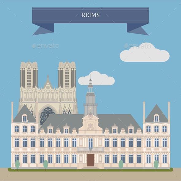 Reims France