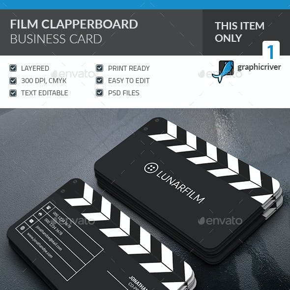 Clipperboard Business Card
