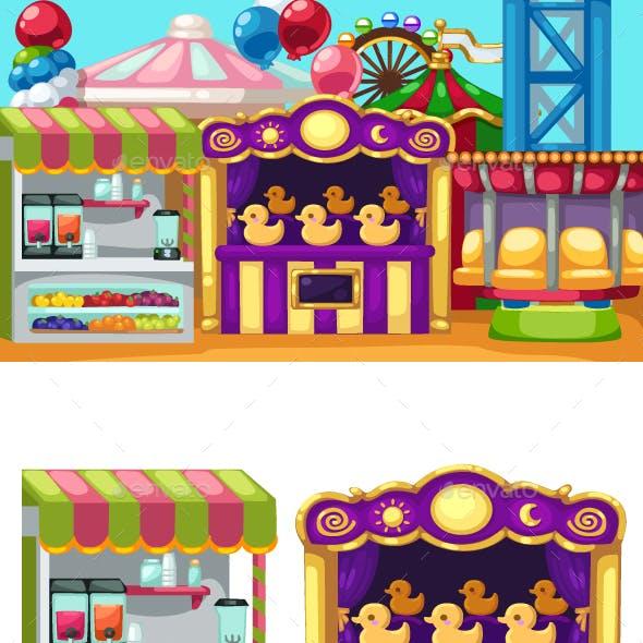 Carnival Fair Shop