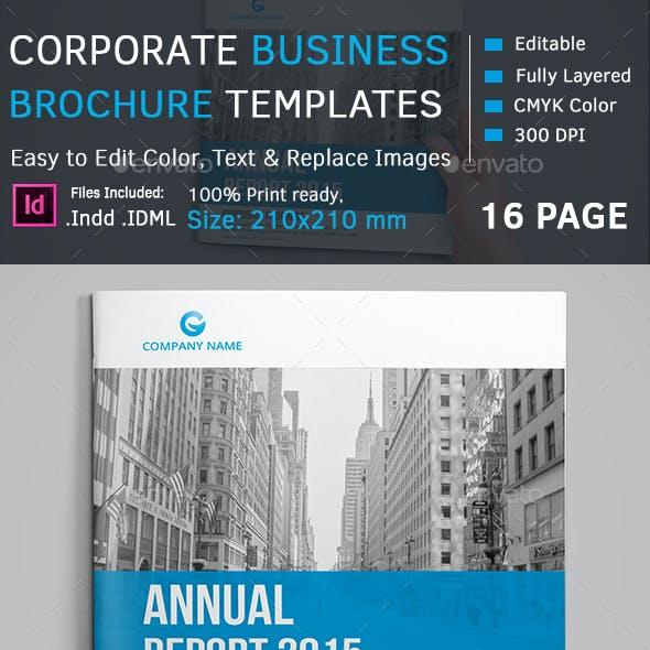 Corporate Square Brochure