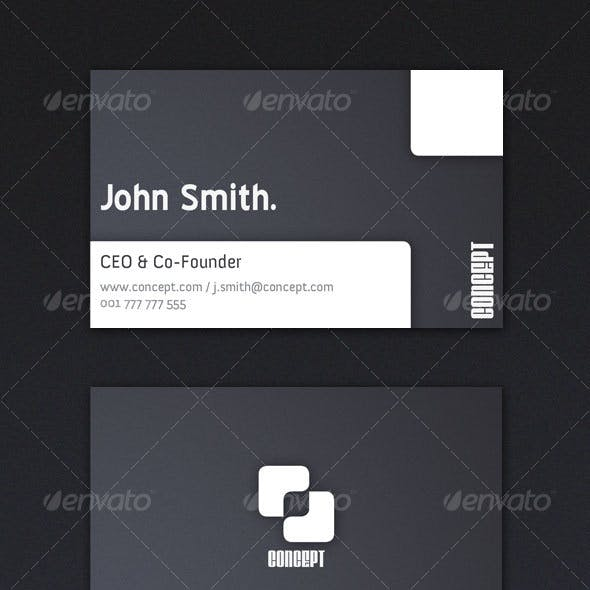 Concept Business Card