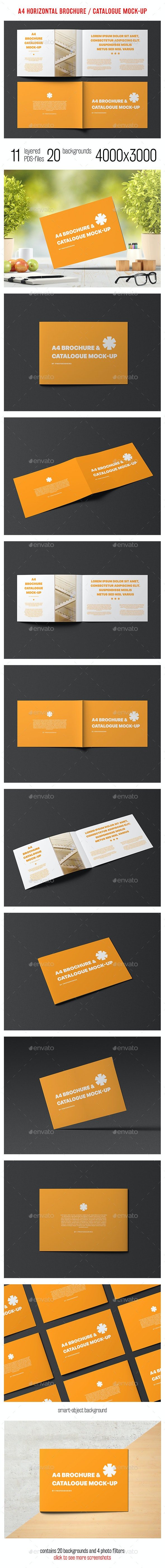 7 Best Product Mockups & Graphic Design Templates - GraphicRiver for February 2019