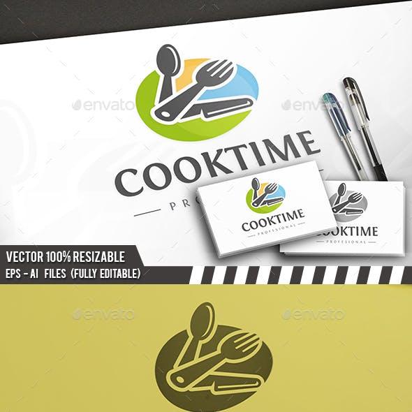 Cook Time Logo