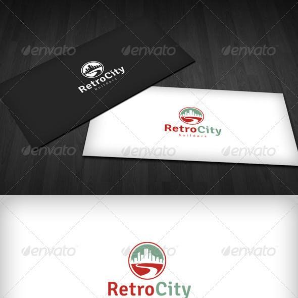 Retro City Logo