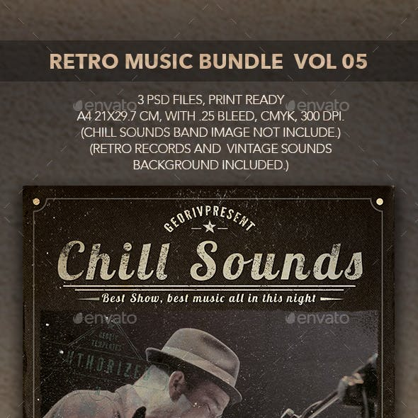 Retro Music Bundle Vol 05