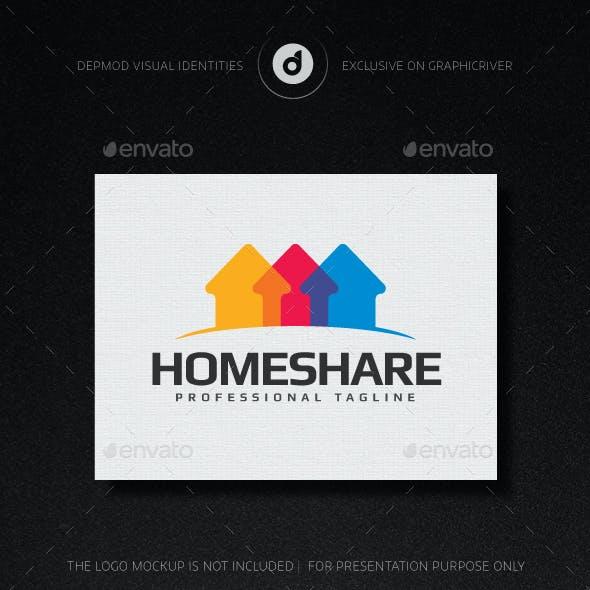 Home Share Logo