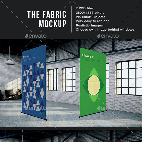The Fabric Mock Up