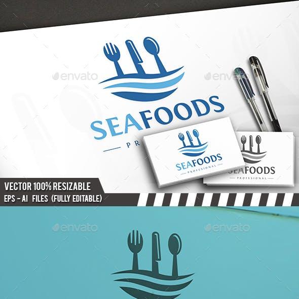 Sea Food Logo