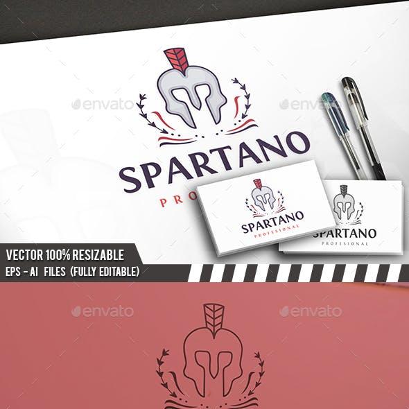 Spartan Crest Logo
