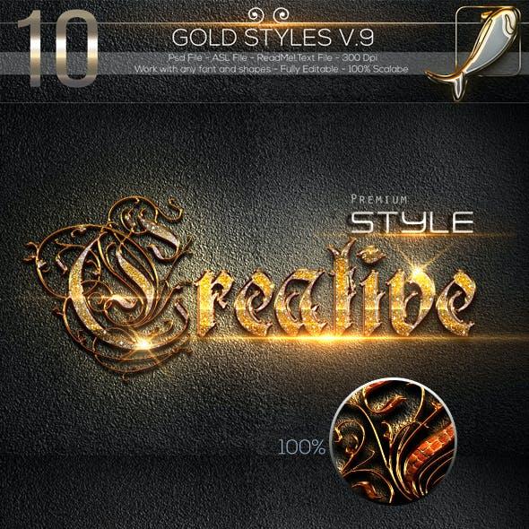 10 Shine Styles V.9WJ