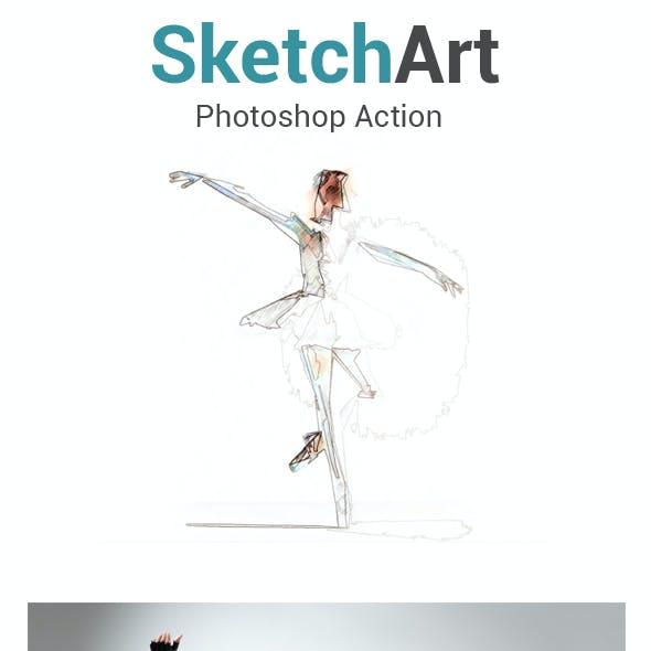SketchArt