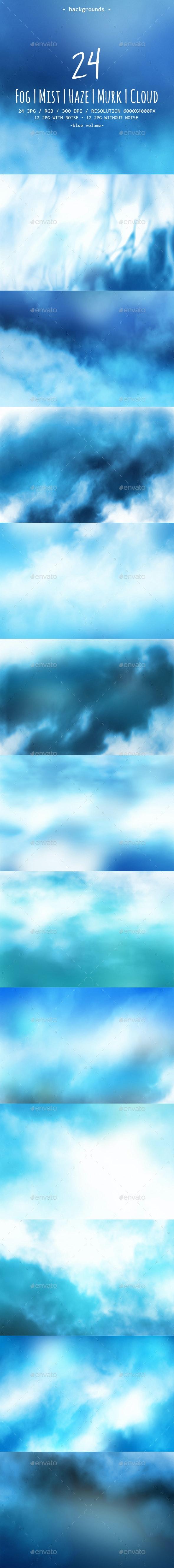 24 Fog | Mist | Haze | Murk | Cloud Backgrounds - Backgrounds Graphics