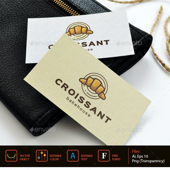 Croissant logo
