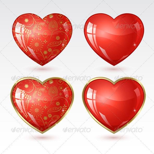 Heart to the St.Valentine - Valentines Seasons/Holidays