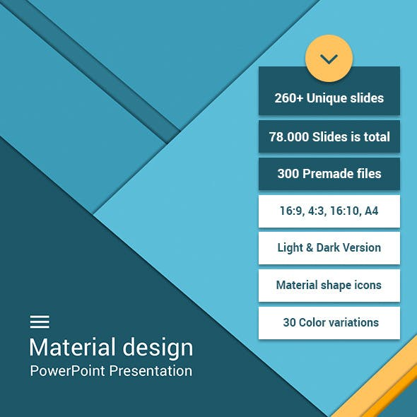 Material | Business PowerPoint