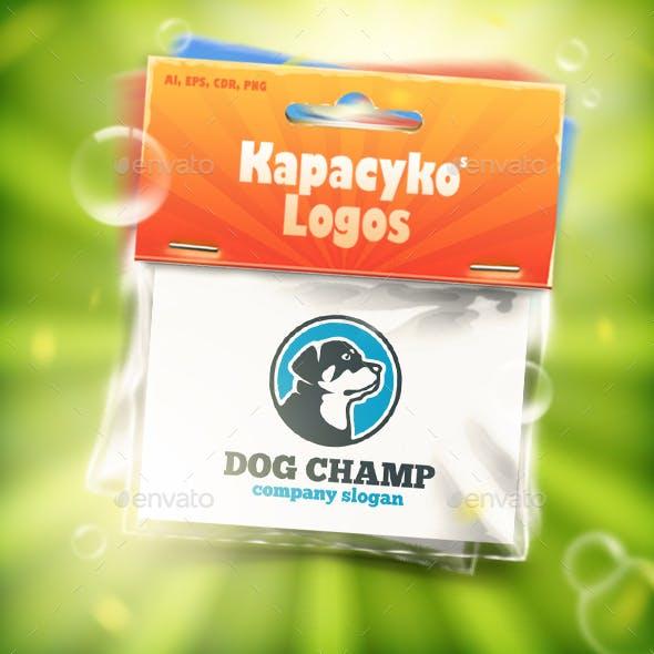 Dog Champ Logo