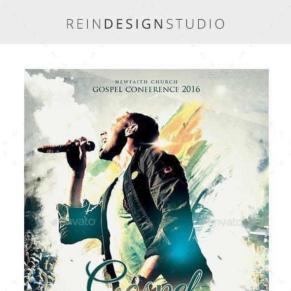 Gospel Explosion Conference 2016