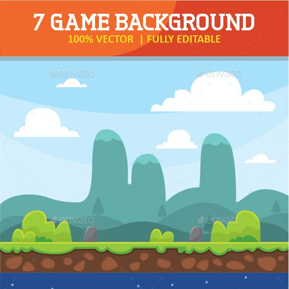 7 Game Background