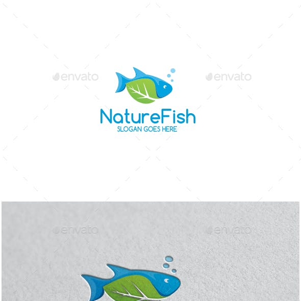 Nature Fish Logo