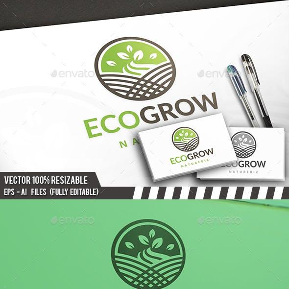 Plant Grow Logo