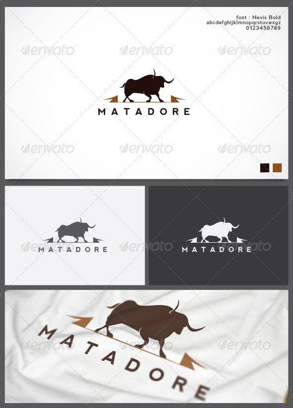 Matadore - Logo Template - Animals Logo Templates