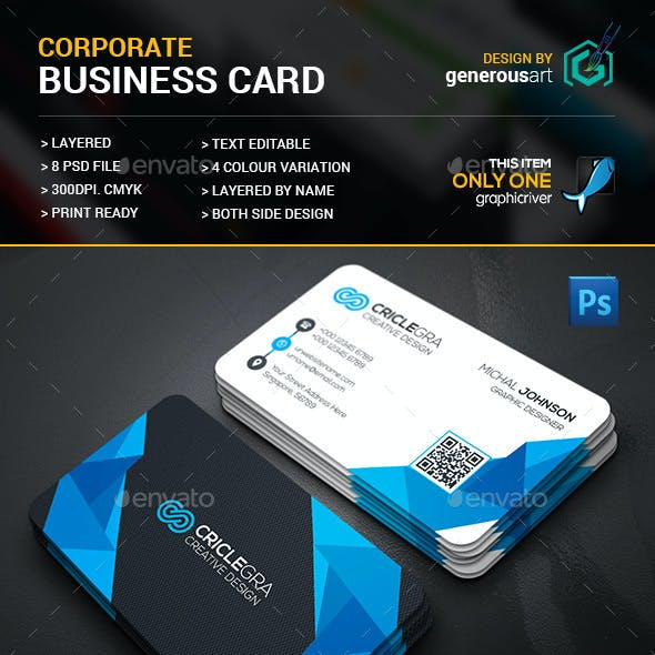 Cool Creative Business Card