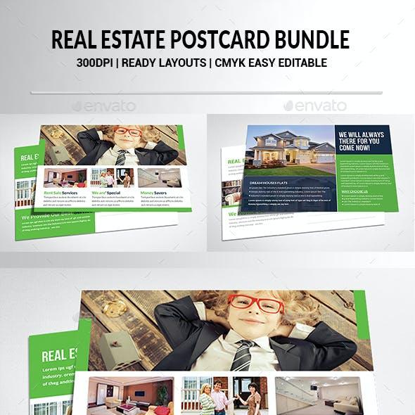 Real Estate Postcards Bundle