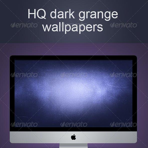 Dark Grange Wallpapers