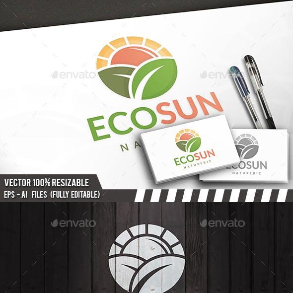Eco Sun Logo