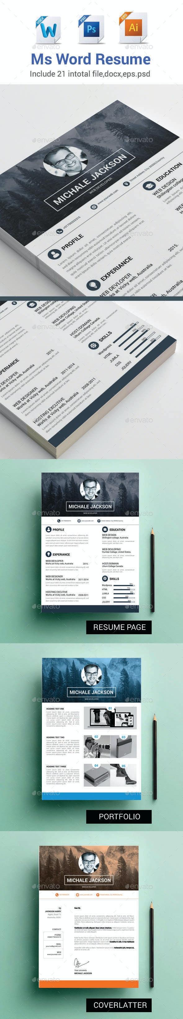 The Resume : CV - Resumes Stationery