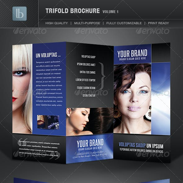 Trifold Brochure | Volume 1