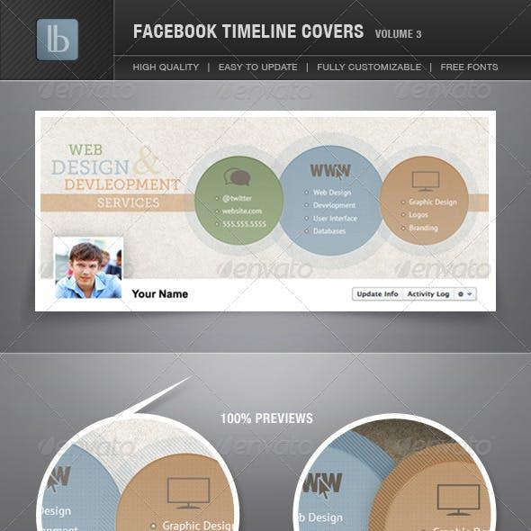 Facebook Timeline Covers | Volume 3