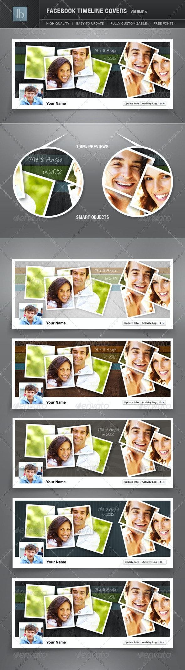 Facebook Timeline Covers | Volume 5 - Facebook Timeline Covers Social Media