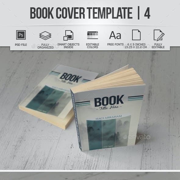 Book Cover Template | 4