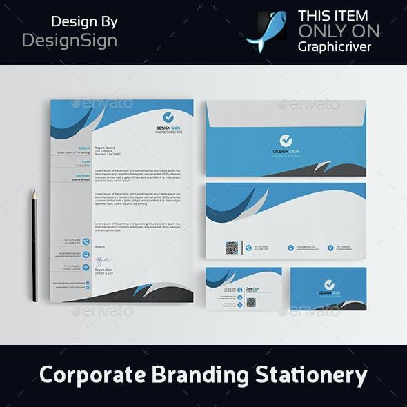 Corporate Branding Stationery Vol-04