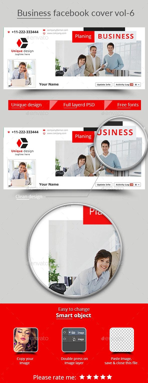 Business Facebook Cover Vol- 6 - Facebook Timeline Covers Social Media