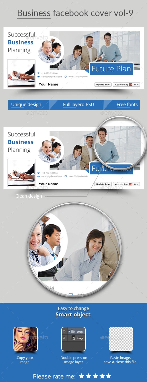 Business Facebook Cover Vol- 9 - Facebook Timeline Covers Social Media