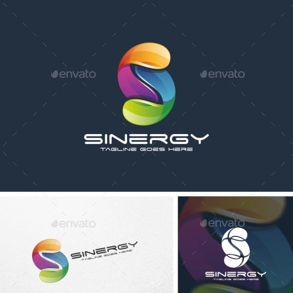Sinergy / Letter S - Logo Template