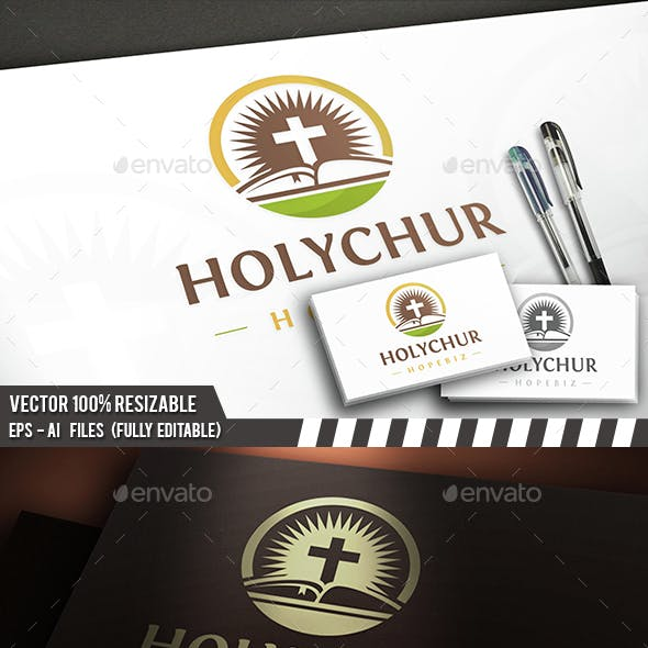 Church Brand Logo