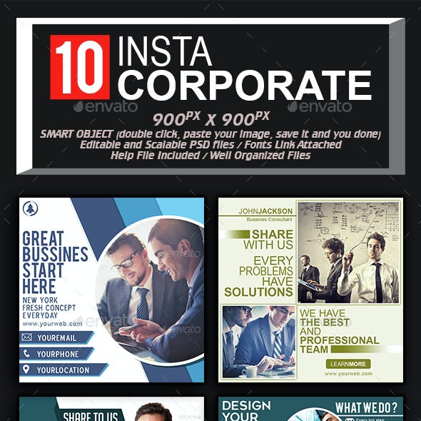 Instagram For Professional Corporate