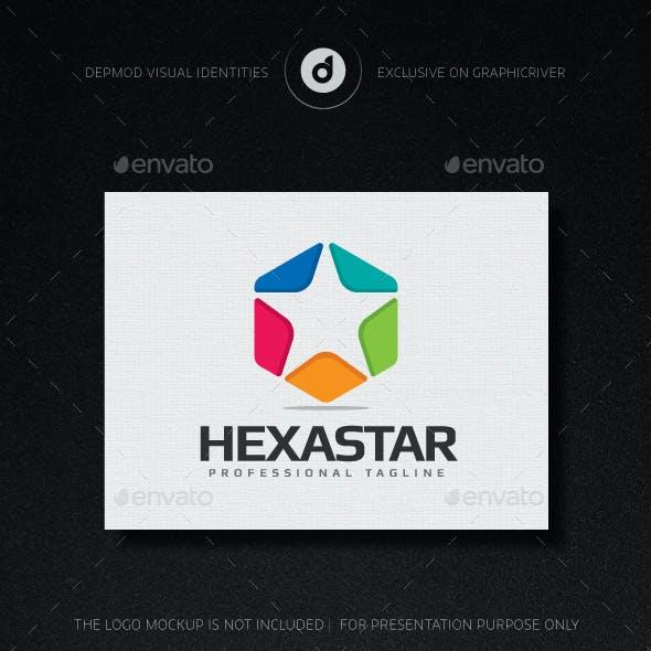 HexaStar Logo