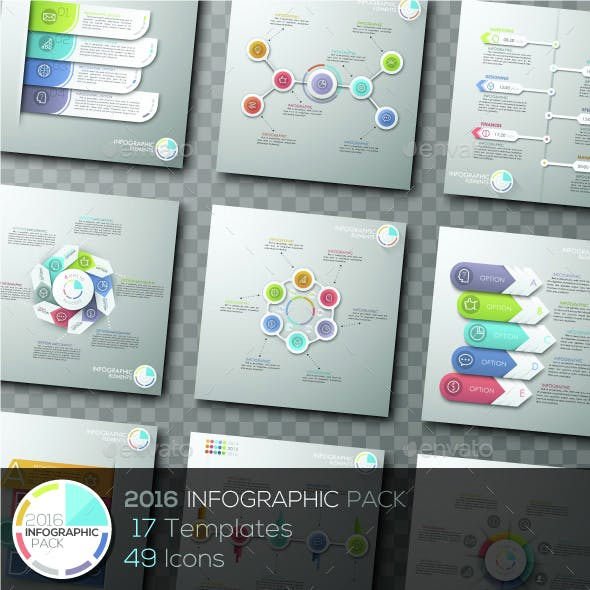 2016 Infographics Pack