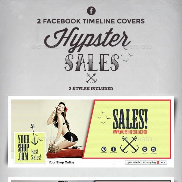 Facebook Timeline Covers - Hipster Sales