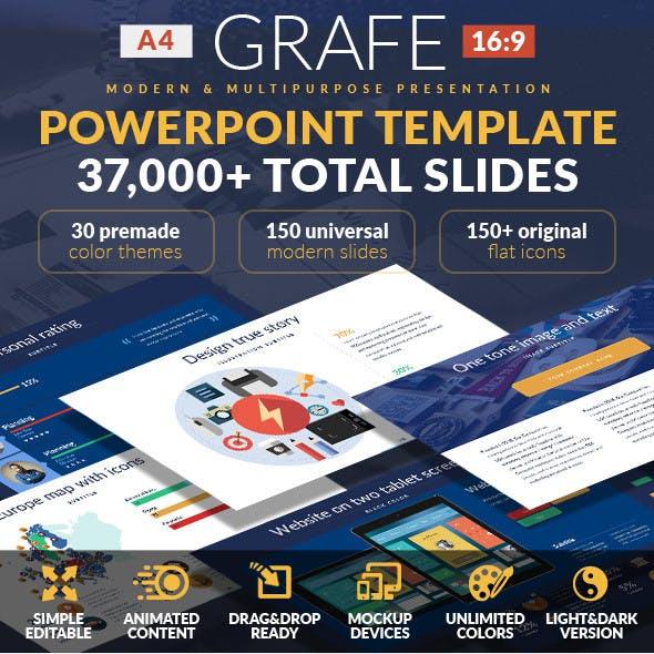 Grafe - PowerPoint Template