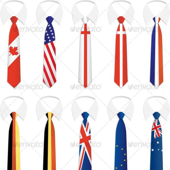 Nationality Tie 1