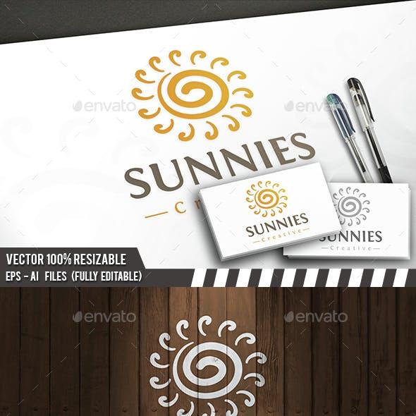 Sun Creative Logo