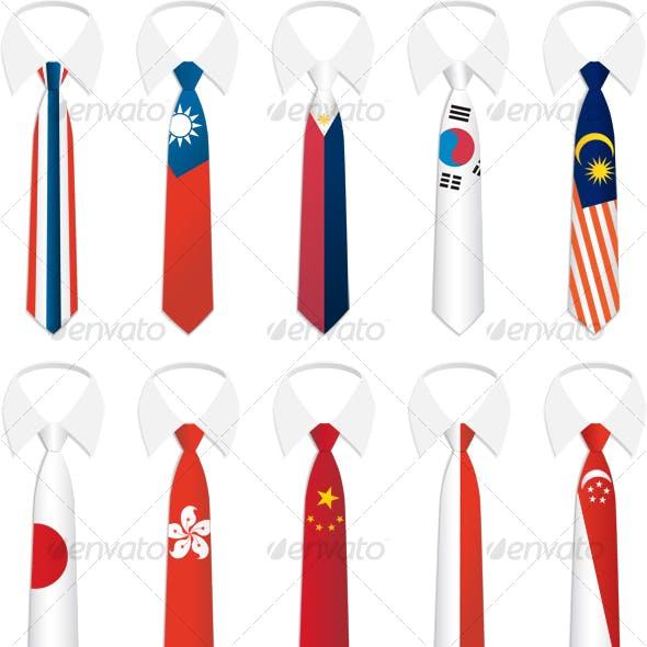 Nationality Tie 3