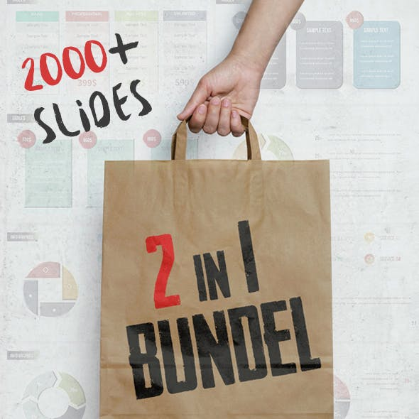 2 in 1 Powerpoint Bundle